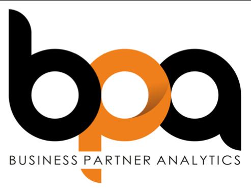 » bpa Business Partner Analytics